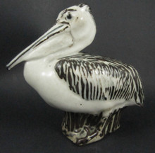 Danish Art Pottery Royal Copenhagen Jeanne Grut Pelican figurine