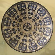 Vintage Danish Michael Andersen & Sons Persia Glaze bowl Marianne Stark