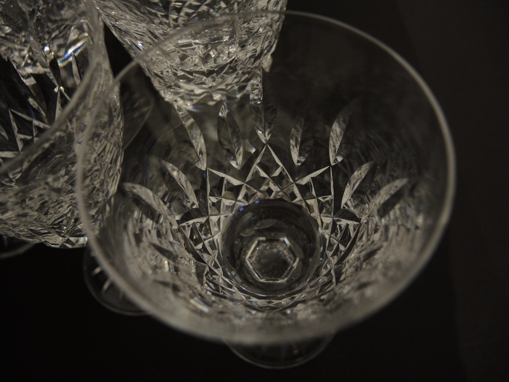 from Yehuda dating waterford crystal