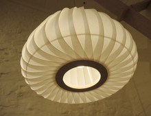 Tom Rossau TR-19 Paper Pendant Light Contemporary Danish Design