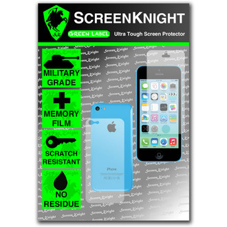 ScreenKnight Apple iPhone 5C Full Body Invisible Shield
