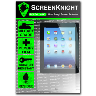 ScreenKnight Apple iPad 2 & 3 & 4 Front Invisible Shield