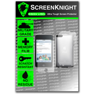 ScreenKnight Apple iPod Touch 3rd Generation Full Body Invisible Shield