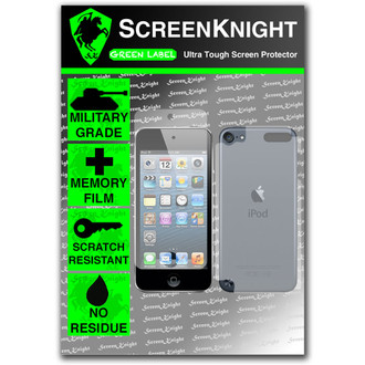 ScreenKnight Apple iPod Touch 5th Generation Full Body Invisible Shield