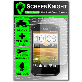 ScreenKnight HTC Desire C Front Invisible Shield