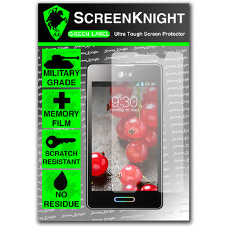 ScreenKnight LG Optimus L5 II Front Invisible Shield