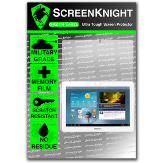 ScreenKnight Samsung Tab 2 10.1 Front Invisible Shield
