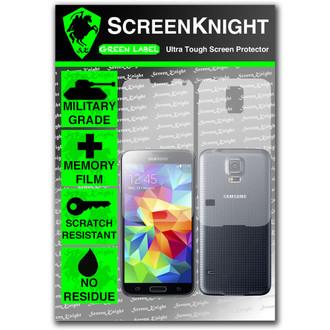 ScreenKnight Samsung Galaxy S5 Full Body Invisible Shield