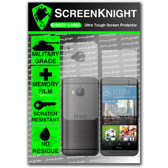ScreenKnight HTC One M9 Full Body Invisible Shield