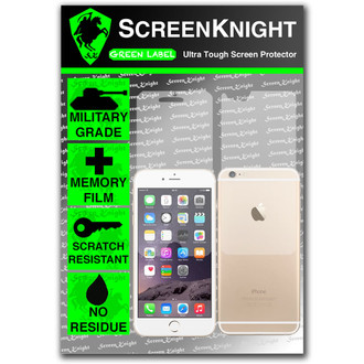 ScreenKnight Apple iPhone 6S (4.7Inch) Full Body Invisible Shield