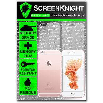 ScreenKnight Apple iPhone 6S (5.5Inch) Full Body Invisible Shield