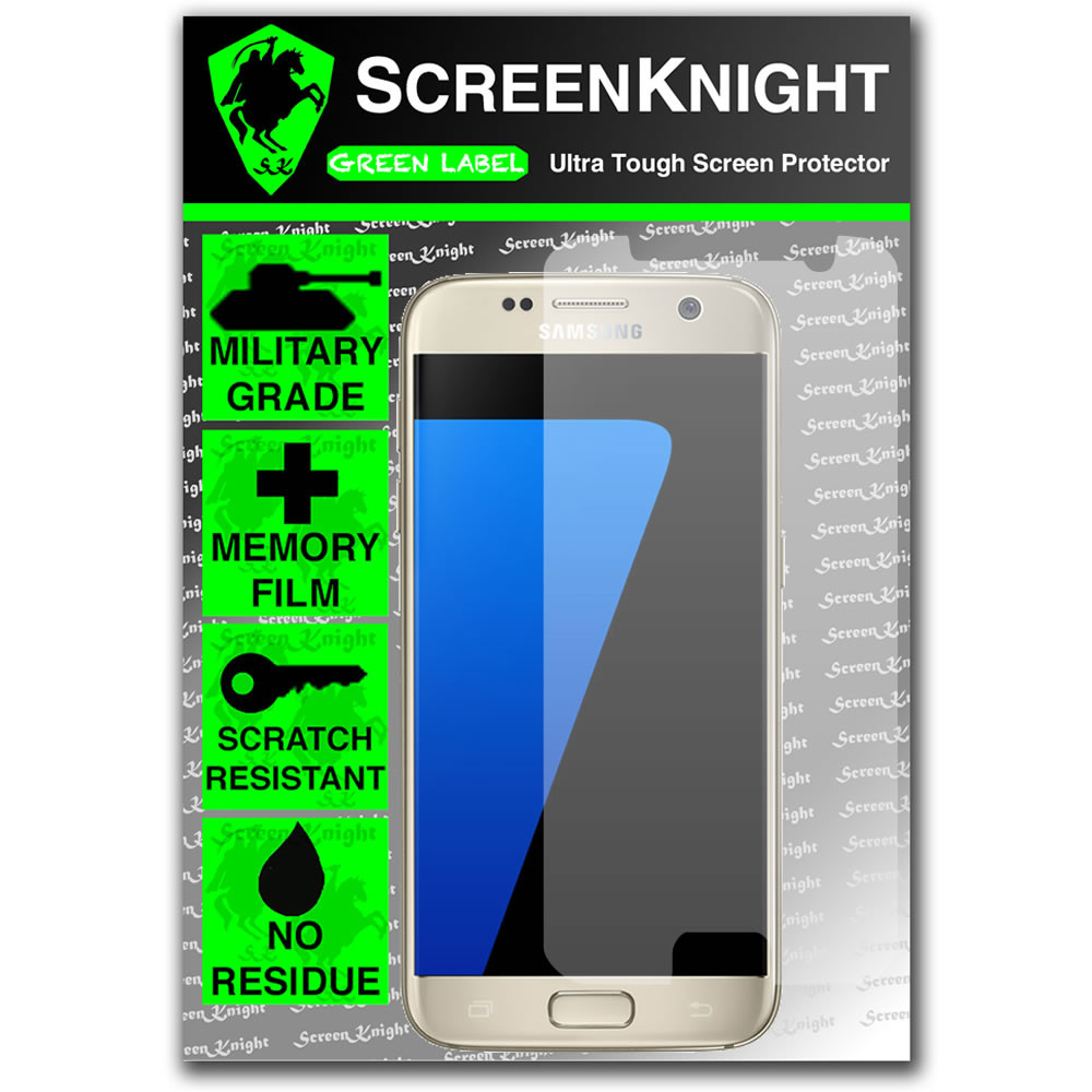 ScreenKnight Samsung Galaxy S7 Front Invisible Shield