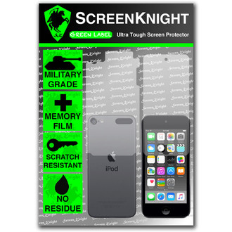 ScreenKnight Apple iPod Touch 6th Generation Full Body Invisible Shield