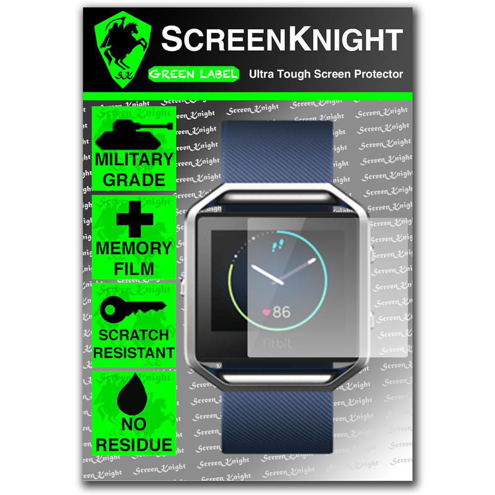 Fitbit Blaze Front Screen Protector