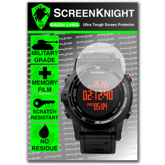 Garmin Fenix 2 Front Screen Protector