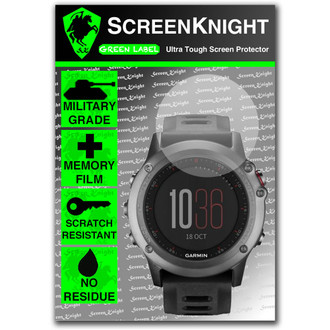 Garmin Fenix 3 Front Screen Protector