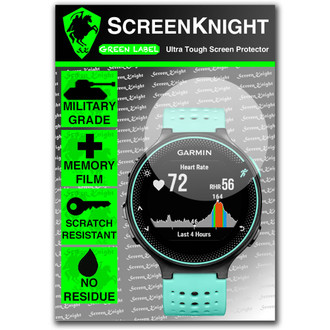 Garmin Forerunner 235 Front Screen Protector