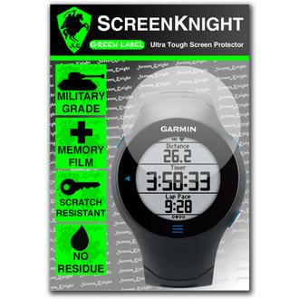 Garmin Forerunner 610 Front Screen Protector