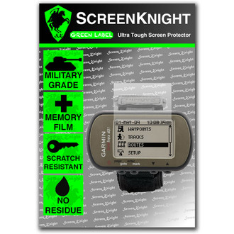 Garmin Foretrex 401 Front Screen Protector