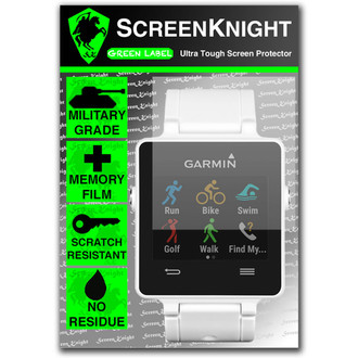 Garmin Vivo Active Front Screen Protector