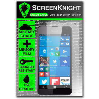 Nokia Lumia 650 Front Invisible Shield