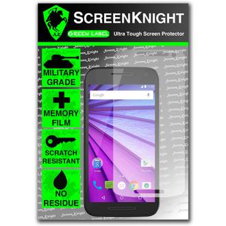 Motorola Moto G 2015 Front Invisible Shield