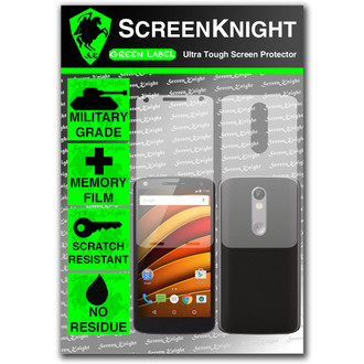 Motorola Moto X Force Full Body Screen Protector