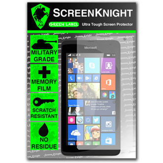 Nokia Lumia 535 Front Invisible Shield