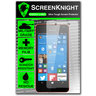 Nokia Lumia 550 Front Invisible Shield