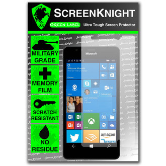 Nokia Lumia 950 Front Invisible Shield