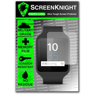 Sony Smartwatch 3 Invisible Shield Invisible Shield