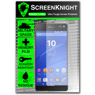 Sony Xperia C5 Front Invisible Shield
