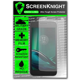 Motorola Moto G4 Play Screen Protector - Military Shield