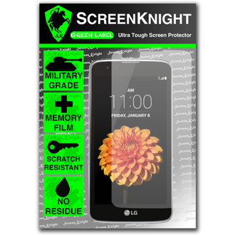 LG K7 Screen Protector - Military Shield