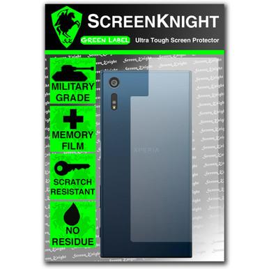 Sony Xperia XZ Back Screen Protector
