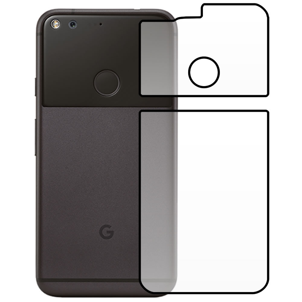 "Google Pixel XL 5.5"" Back Screen Protector"