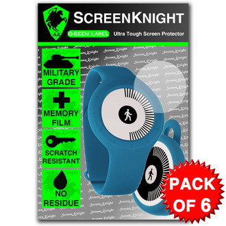 Withings Go Screen Protector - Military Shield - 6 pack