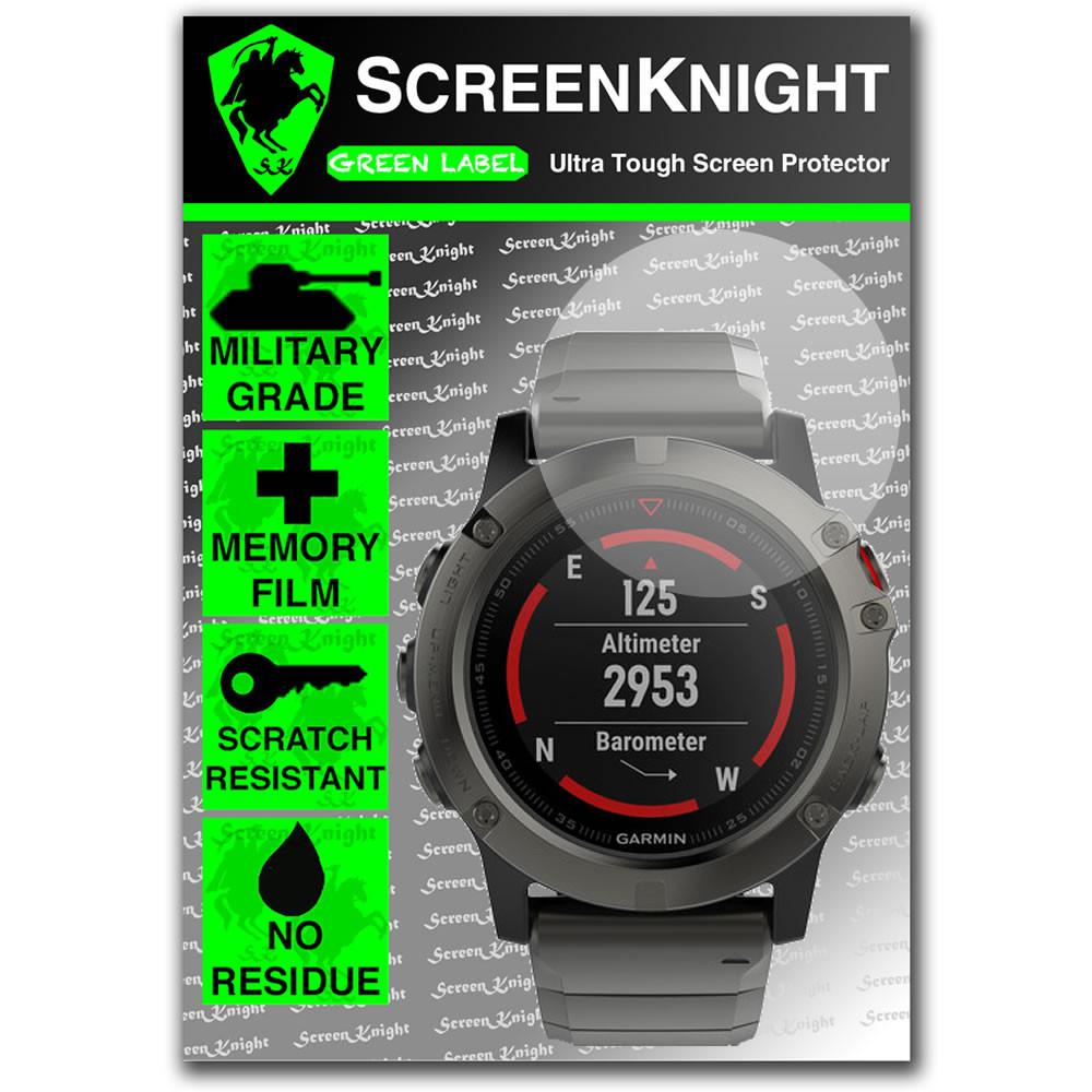 Garmin Fenix 5X Screen Protector