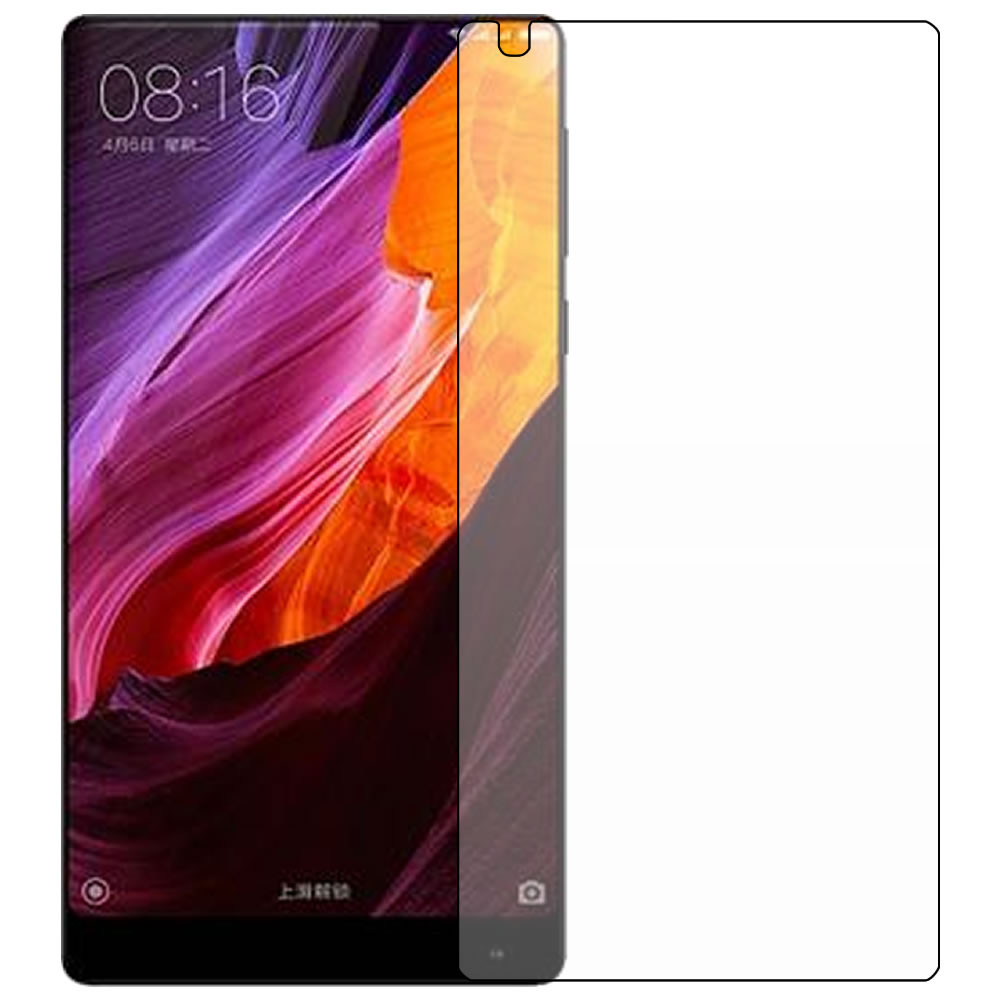 Xiaomi Mi Mix Screen Protector outline