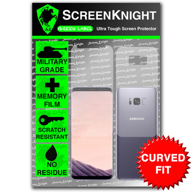 Galaxy S8 Plus (S8+) Full Body Screen Protector