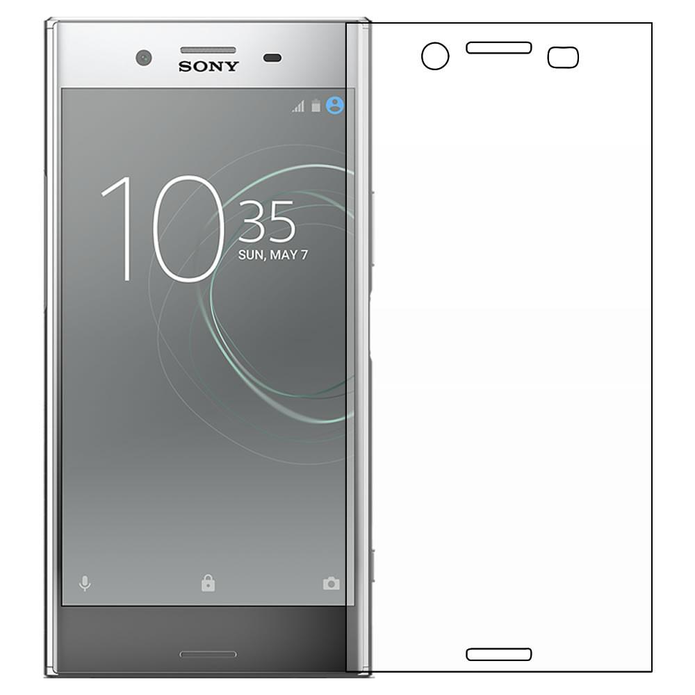 Sony Xperia XZ Premium Screen Protector outline