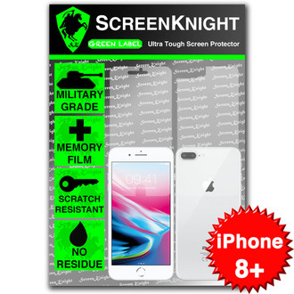 iPhone 8 Plus Screen Protector - Full Body
