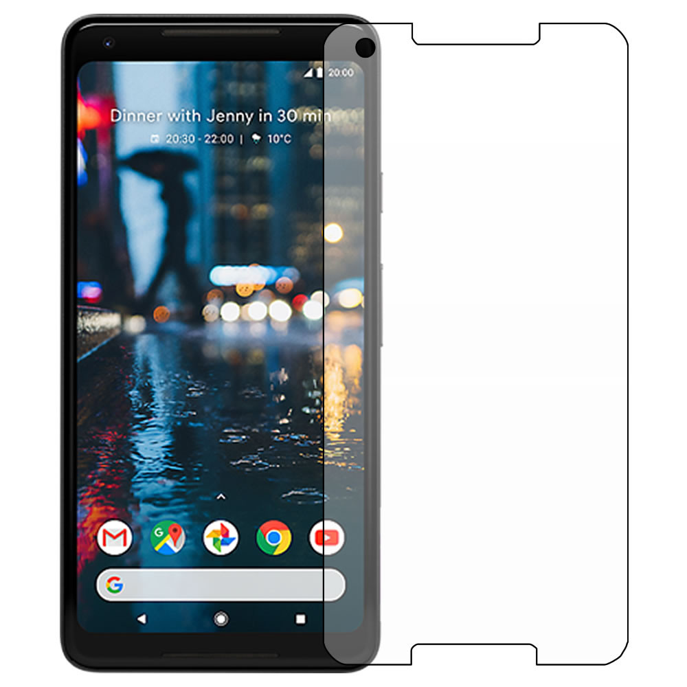 Google Pixel 2 XL Screen Protector - Military Shield - Front