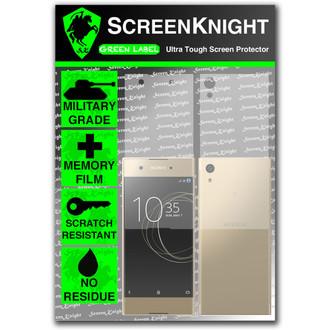 Sony Xperia XA1 Screen Protector - Military Shield