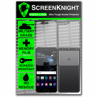 Huawei P10 Plus Screen Protector - Military Shield