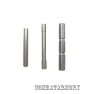 Jentra Stainless Pin Kit for Glock 17 19 22 23 24 25 26 27 31 32 33 34 35  Gen 4
