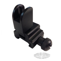 Combat Armory Low Profile Flip up AR Front Sight With A2 Square Post