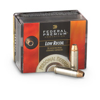 Federal Premium Personal Defense .38 Special 110 Grain HSJHP 20 Rounds
