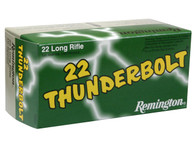 Remington Thunderbolt .22 LR 40-Grain Rimfire Rifle Ammunition 500 rds