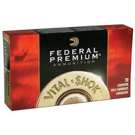 Federal V-Shok .260 Rem 120 Grain Ballistic Tip 20 Rnd Box